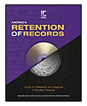 AACRAO's Retention of Records: Guide for Retention and Disposal of Student Records